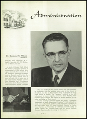 Page 14, 1954 Edition, Murphy High School - Mohian Yearbook (Mobile, AL) online yearbook collection