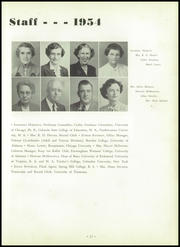 Page 17, 1954 Edition, Murphy High School - Mohian Yearbook (Mobile, AL) online yearbook collection