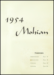 Page 5, 1954 Edition, Murphy High School - Mohian Yearbook (Mobile, AL) online yearbook collection