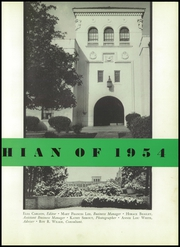 Page 9, 1954 Edition, Murphy High School - Mohian Yearbook (Mobile, AL) online yearbook collection