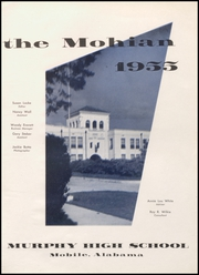 Page 5, 1955 Edition, Murphy High School - Mohian Yearbook (Mobile, AL) online yearbook collection