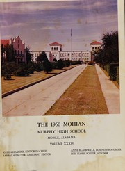 Page 5, 1960 Edition, Murphy High School - Mohian Yearbook (Mobile, AL) online yearbook collection