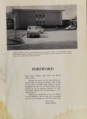 Page 7, 1960 Edition, Murphy High School - Mohian Yearbook (Mobile, AL) online yearbook collection
