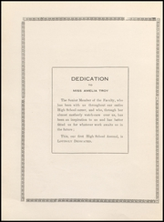 Page 6, 1921 Edition, Decatur High School - Golden Memories Yearbook (Decatur, AL) online yearbook collection