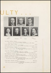 Page 15, 1936 Edition, Decatur High School - Golden Memories Yearbook (Decatur, AL) online yearbook collection