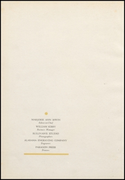 Page 6, 1936 Edition, Decatur High School - Golden Memories Yearbook (Decatur, AL) online yearbook collection