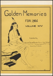 Page 7, 1936 Edition, Decatur High School - Golden Memories Yearbook (Decatur, AL) online yearbook collection