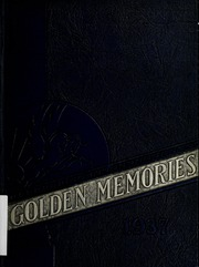 1937 Edition, Decatur High School - Golden Memories Yearbook (Decatur, AL)