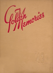 Page 1, 1943 Edition, Decatur High School - Golden Memories Yearbook (Decatur, AL) online yearbook collection
