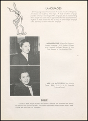 Page 14, 1943 Edition, Decatur High School - Golden Memories Yearbook (Decatur, AL) online yearbook collection