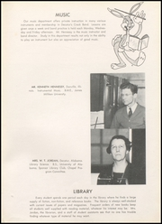 Page 15, 1943 Edition, Decatur High School - Golden Memories Yearbook (Decatur, AL) online yearbook collection