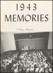 Page 7, 1943 Edition, Decatur High School - Golden Memories Yearbook (Decatur, AL) online yearbook collection