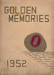 Page 1, 1952 Edition, Decatur High School - Golden Memories Yearbook (Decatur, AL) online yearbook collection