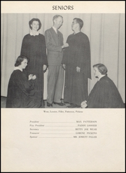 Page 12, 1952 Edition, Decatur High School - Golden Memories Yearbook (Decatur, AL) online yearbook collection