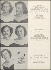 Page 13, 1952 Edition, Decatur High School - Golden Memories Yearbook (Decatur, AL) online yearbook collection
