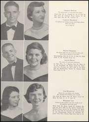 Page 15, 1952 Edition, Decatur High School - Golden Memories Yearbook (Decatur, AL) online yearbook collection