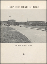 Page 6, 1952 Edition, Decatur High School - Golden Memories Yearbook (Decatur, AL) online yearbook collection