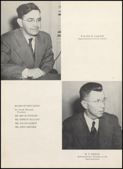Page 8, 1952 Edition, Decatur High School - Golden Memories Yearbook (Decatur, AL) online yearbook collection