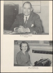 Page 9, 1952 Edition, Decatur High School - Golden Memories Yearbook (Decatur, AL) online yearbook collection