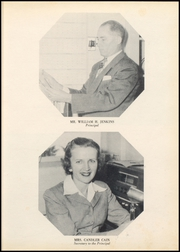 Page 11, 1953 Edition, Decatur High School - Golden Memories Yearbook (Decatur, AL) online yearbook collection