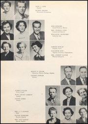 Page 12, 1953 Edition, Decatur High School - Golden Memories Yearbook (Decatur, AL) online yearbook collection