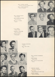 Page 13, 1953 Edition, Decatur High School - Golden Memories Yearbook (Decatur, AL) online yearbook collection