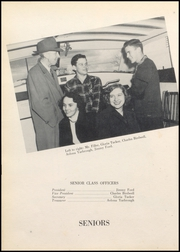 Page 16, 1953 Edition, Decatur High School - Golden Memories Yearbook (Decatur, AL) online yearbook collection