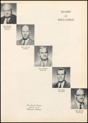 Page 9, 1953 Edition, Decatur High School - Golden Memories Yearbook (Decatur, AL) online yearbook collection