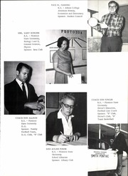 Page 17, 1970 Edition, Buckhorn High School - Buckeye Yearbook (New Market, AL) online yearbook collection