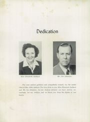 Page 6, 1950 Edition, West End High School - Resume Yearbook (Birmingham, AL) online yearbook collection