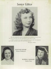 Page 7, 1950 Edition, West End High School - Resume Yearbook (Birmingham, AL) online yearbook collection