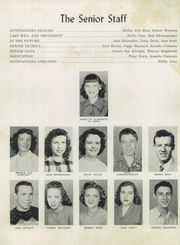 Page 8, 1950 Edition, West End High School - Resume Yearbook (Birmingham, AL) online yearbook collection