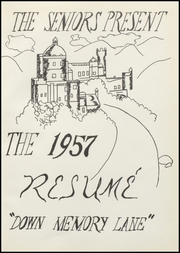 Page 5, 1957 Edition, West End High School - Resume Yearbook (Birmingham, AL) online yearbook collection