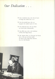 Page 10, 1968 Edition, West End High School - Resume Yearbook (Birmingham, AL) online yearbook collection