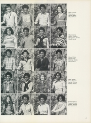 Page 45, 1978 Edition, West End High School - Resume Yearbook (Birmingham, AL) online yearbook collection