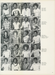 Page 49, 1978 Edition, West End High School - Resume Yearbook (Birmingham, AL) online yearbook collection