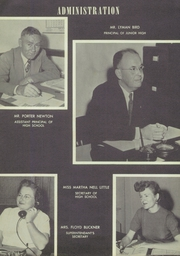 Page 13, 1954 Edition, Central High School - Red And Black Yearbook (Phenix City, AL) online yearbook collection