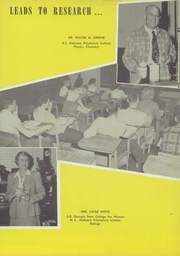 Page 17, 1954 Edition, Central High School - Red And Black Yearbook (Phenix City, AL) online yearbook collection