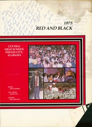 Page 5, 1975 Edition, Central High School - Red And Black Yearbook (Phenix City, AL) online yearbook collection