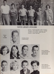Page 14, 1956 Edition, Saks High School - Saks Echoes Yearbook (Anniston, AL) online yearbook collection