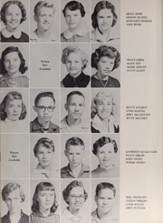 Page 16, 1956 Edition, Saks High School - Saks Echoes Yearbook (Anniston, AL) online yearbook collection