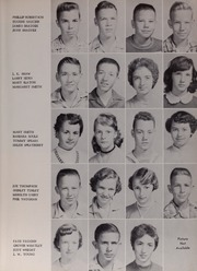 Page 17, 1956 Edition, Saks High School - Saks Echoes Yearbook (Anniston, AL) online yearbook collection