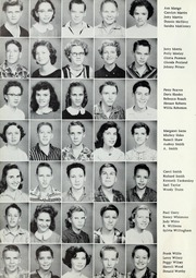 Page 16, 1958 Edition, Saks High School - Saks Echoes Yearbook (Anniston, AL) online yearbook collection
