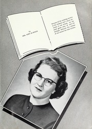 Page 7, 1958 Edition, Saks High School - Saks Echoes Yearbook (Anniston, AL) online yearbook collection