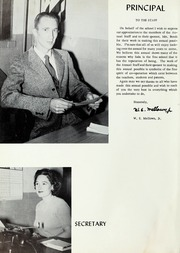 Page 8, 1958 Edition, Saks High School - Saks Echoes Yearbook (Anniston, AL) online yearbook collection