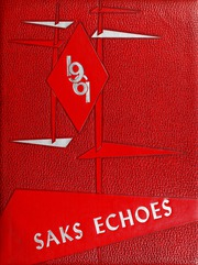 1961 Edition, Saks High School - Saks Echoes Yearbook (Anniston, AL)