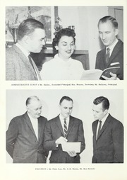 Page 10, 1962 Edition, Saks High School - Saks Echoes Yearbook (Anniston, AL) online yearbook collection