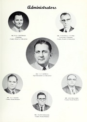 Page 11, 1962 Edition, Saks High School - Saks Echoes Yearbook (Anniston, AL) online yearbook collection