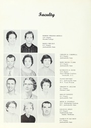 Page 12, 1962 Edition, Saks High School - Saks Echoes Yearbook (Anniston, AL) online yearbook collection
