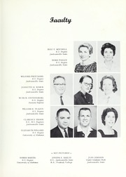 Page 13, 1962 Edition, Saks High School - Saks Echoes Yearbook (Anniston, AL) online yearbook collection